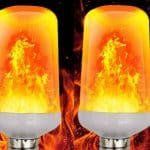 5 Best LED Flame Bulbs - Advantages, Buying Guide & Reviews