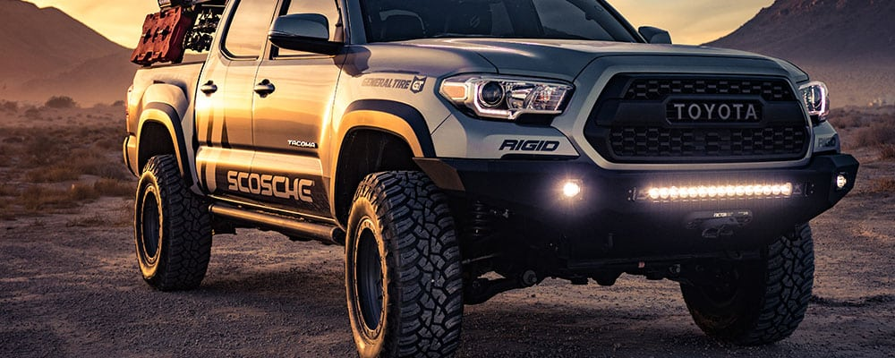How to Install Rock Lights on Your Truck
