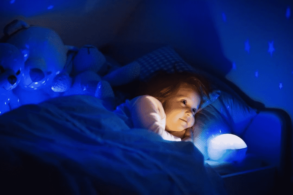 Toddlers are usually afraid of the dark, making them lose sleep. The best night light provides just enough illumination to make your child feel fall asleep faster