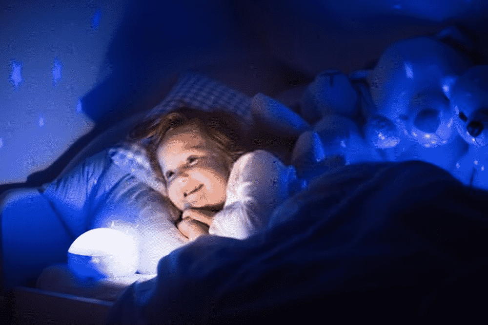 Give your baby a great sleep by investing in the best night light for babies