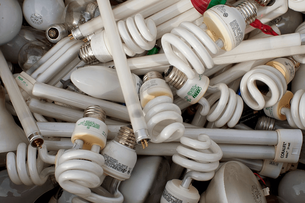 how to destroy fluorescent tubes