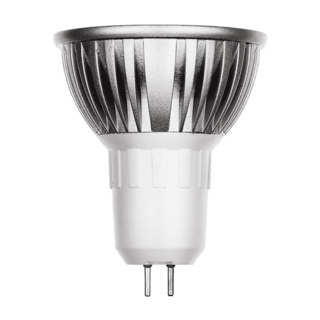 2 Prong LED Light Bulb