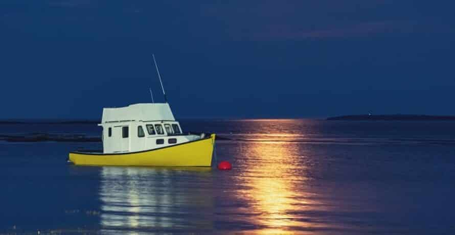 Boat Lights For Night Fishing