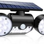 Twin Spot Solar Motion Light (Buying Guide)