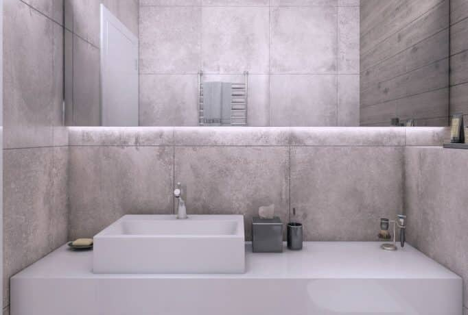 Best Lighting For Bathroom With No Windows