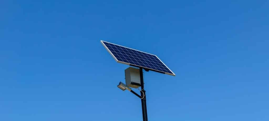 In the past, solar-powered security lights are used for industrial and commercial purposes, but now ordinary homeowners can buy one for a very reasonable price!