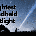 The Brightest Handheld Spotlight: Reviews & Buying Guide