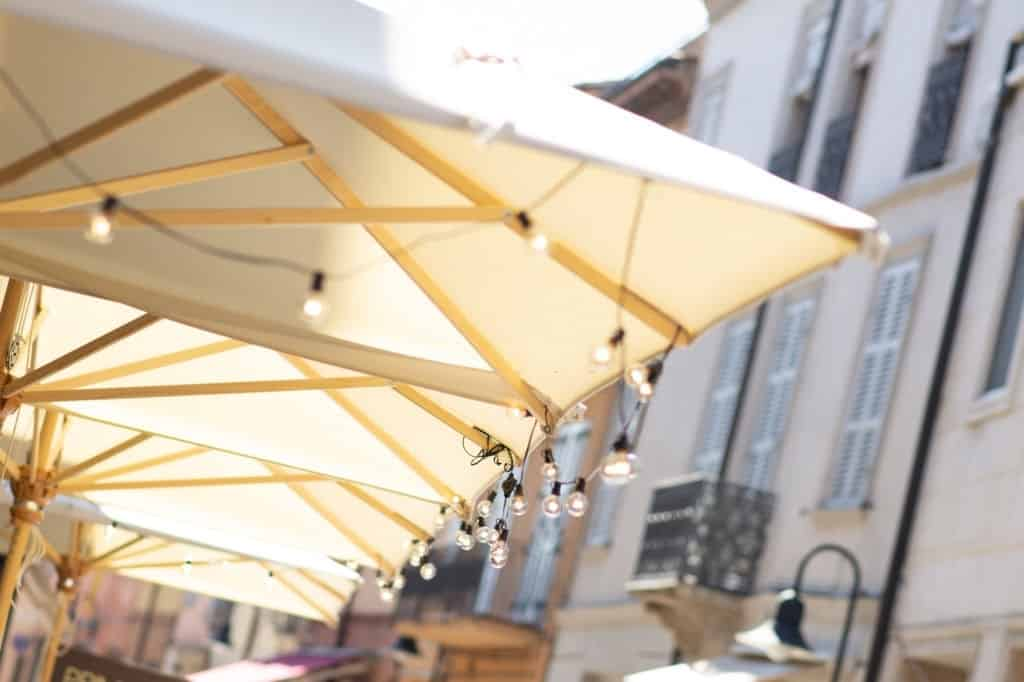 Best Solar Umbrella Lights