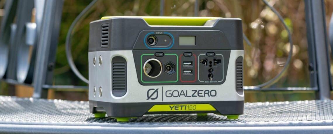 Goal Zero Yeti 150 Power Station