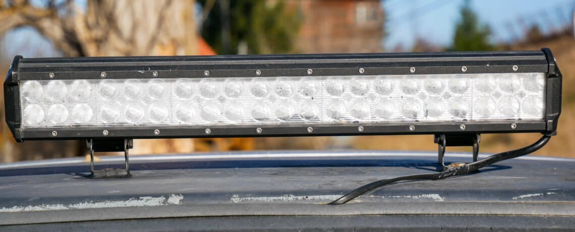 cree led light bars reviews