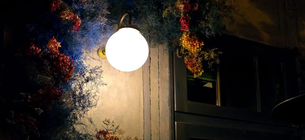 What Do Different Colored Porch Lights Mean